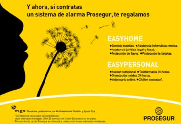 Contrata la nueva alarma Prosegur Proview por 30 euros al mes