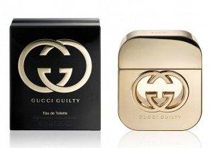Solicita muestras gratis de Gucci Guilty