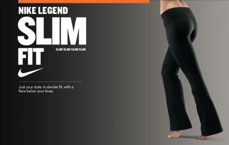 Nike Legend Pant Slim Fit