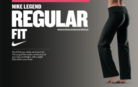 Nike Legend Pant Regular Fit