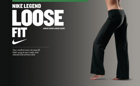 Nike Legend Pant Loose Fit