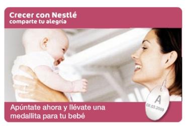 Muestras Gratis : Bebés sanos y regalos con Nestle