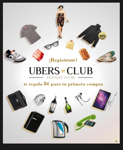 Hazte socio de UbersClub