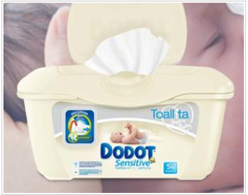 muestras gratis para bebés Dodot