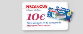 Club Online Pescanova date de alta ya