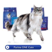 Medallita para gatos con Purina One