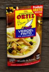 Prueba gratis Verdel frito Ortiz