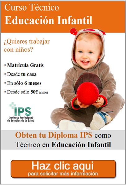 Curso de Educación Infantil